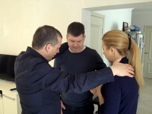 Поездка епископа Леонида Вороненко в Могилевскую область