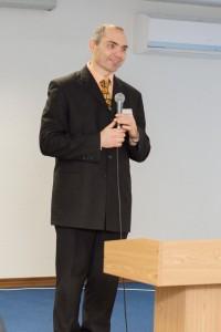 Пастор Валерий Шейбак, конференция по социальной работе РООХПЕ в РБ
