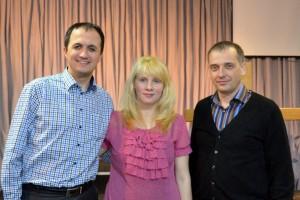 Епископ Леонид Вороненко посещает полноевангельские церкви Гомельской области