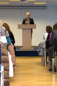 Пастор Александр Герасимович, конференция по социальной работе РООХПЕ в РБ