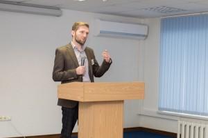 Денис Шапель, конференция по социальной работе РООХПЕ в РБ