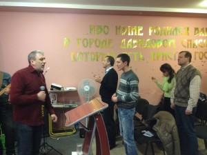 """Церковь """"Слово Веры"""", г. Витебск"""