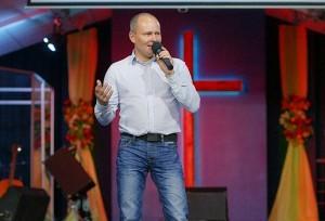 """Молодежный пастор церкви """"Новая Жизнь"""" Илья Гончаренко"""