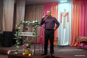Проповедует Епископ Леонид Вороненко
