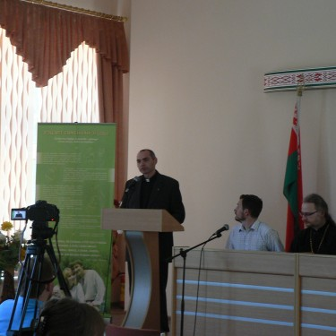 межконфессиональная пролайф-конференция «Перспективы белорусского движения в защиту жизни»