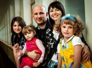 Пастора Дмитрий и Марина Зеленские