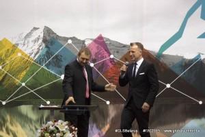 Сергей Поднюк и Юрий Карманович